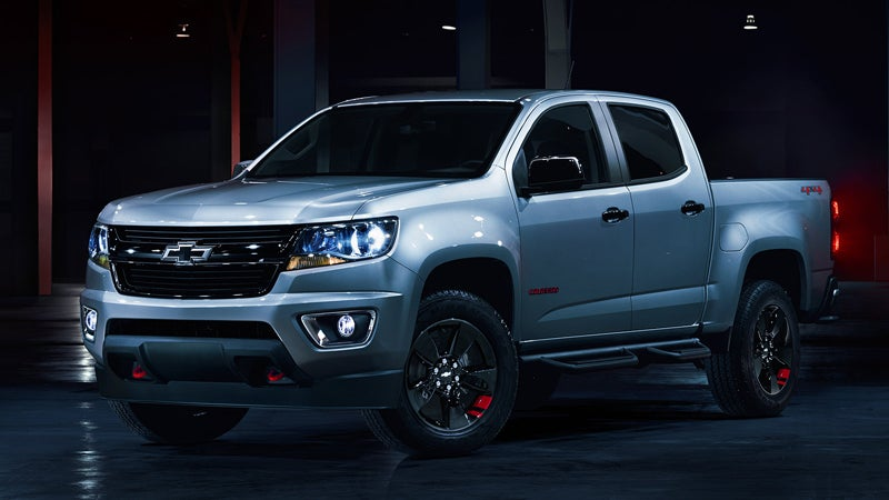 2019 Chevrolet Colorado | Chevrolet Dealership in Fairfax ...
