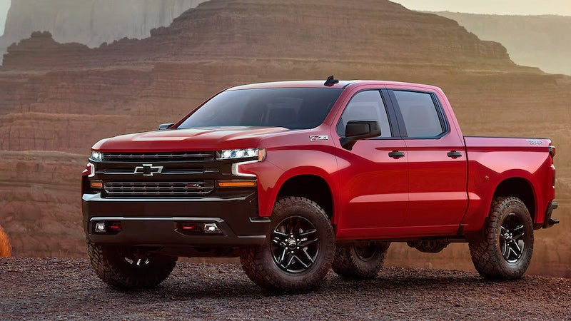 2019 Chevrolet Silverado 1500 Chevrolet Dealership In Fairfax Va