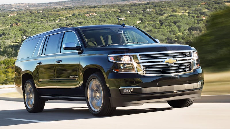 2019 Chevrolet Suburban | Chevrolet in Fairfax, VA | Jim ...