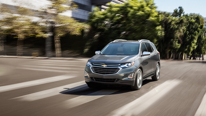 Buy Here Pay Here Arlington >> The 2019 Chevrolet Equinox is Perfect for the Family - Jim ...
